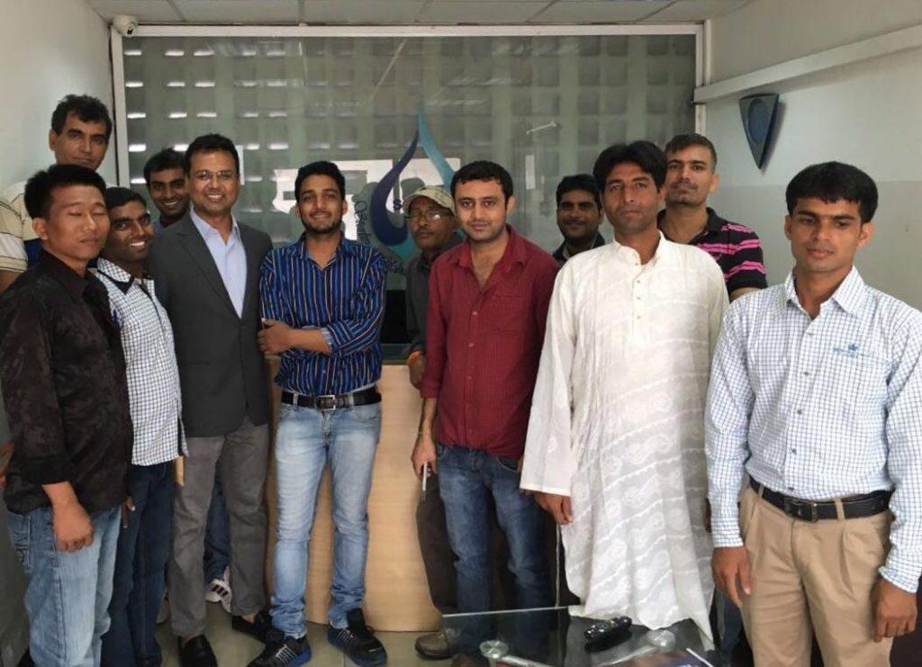 MT Maro Crew released from prison in Nigeria