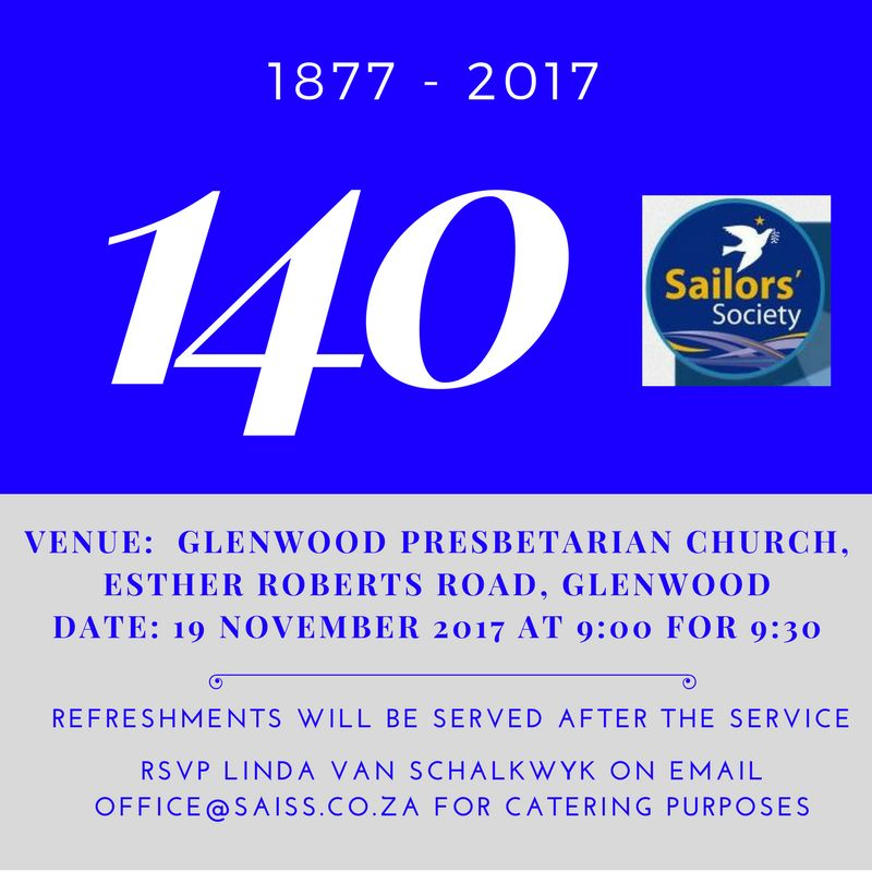140 Years of Service